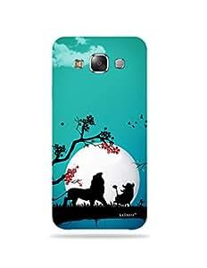alDivo Premium Quality Printed Mobile Back Cover For Samsung Galaxy E5 / Samsung Galaxy E5 Back Case Cover (MKD178)