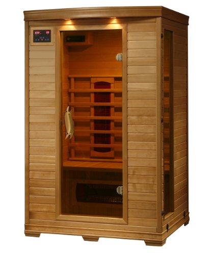 2-Person-Hemlock-Deluxe-Infrared-Sauna-w-5-Ceramic-Heaters