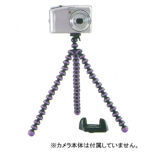 Captain stag (CAPTAIN STAG) camera for free arm stand long cell holder with M-7730