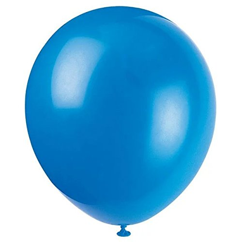 Neo-LOONS-5-Standard-Blue-Premium-Latex-Balloons-Great-for-Kids-Adult-Birthdays-Weddings-Receptions-Baby-Showers-Water-Fights-or-Any-Celebration-Pack-of-100
