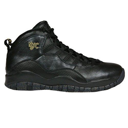 nike-jordan-mens-air-jordan-retro-10-black-black-drk-grey-mtllc-gld-basketball-shoe-11-men-us