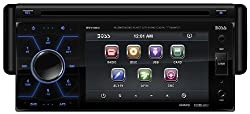 See BOSS Audio BV7460 In-Dash Single-Din 4.6-inch Detachable Touchscreen DVD/CD/USB/SD/MP4/MP3 Player Receiver with Remote Details