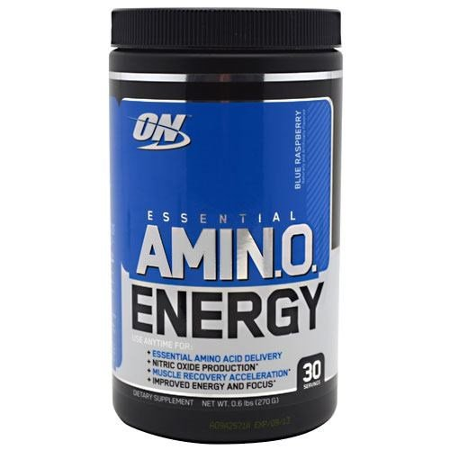 Optimum Nutrition - Essential Amino Energy 30 Servings Blue