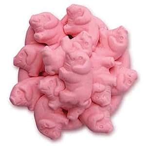 Gustaf's Gummi Pink Pigs, 1.5Lb