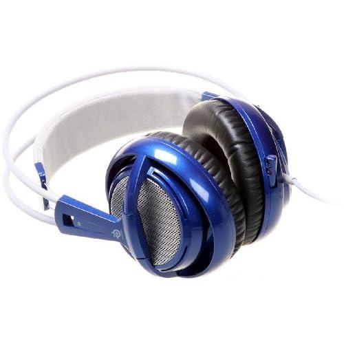 Siberia v2 Full-size Headset (Blue) 51107の写真03。おしゃれなヘッドホンをおすすめ-HEADMAN(ヘッドマン)-