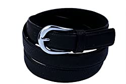 Contra Belt Mandir Kanta Black