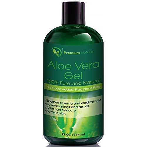 aloe vera gel natural face body hair pure organic moisture. Black Bedroom Furniture Sets. Home Design Ideas