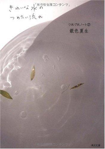 きれいな水のつめたい流れ  つれづれノート(17) (角川文庫)