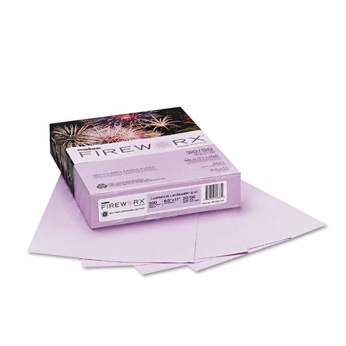 Boise Fireworx Color Copy/Laser Paper, 20 lb,