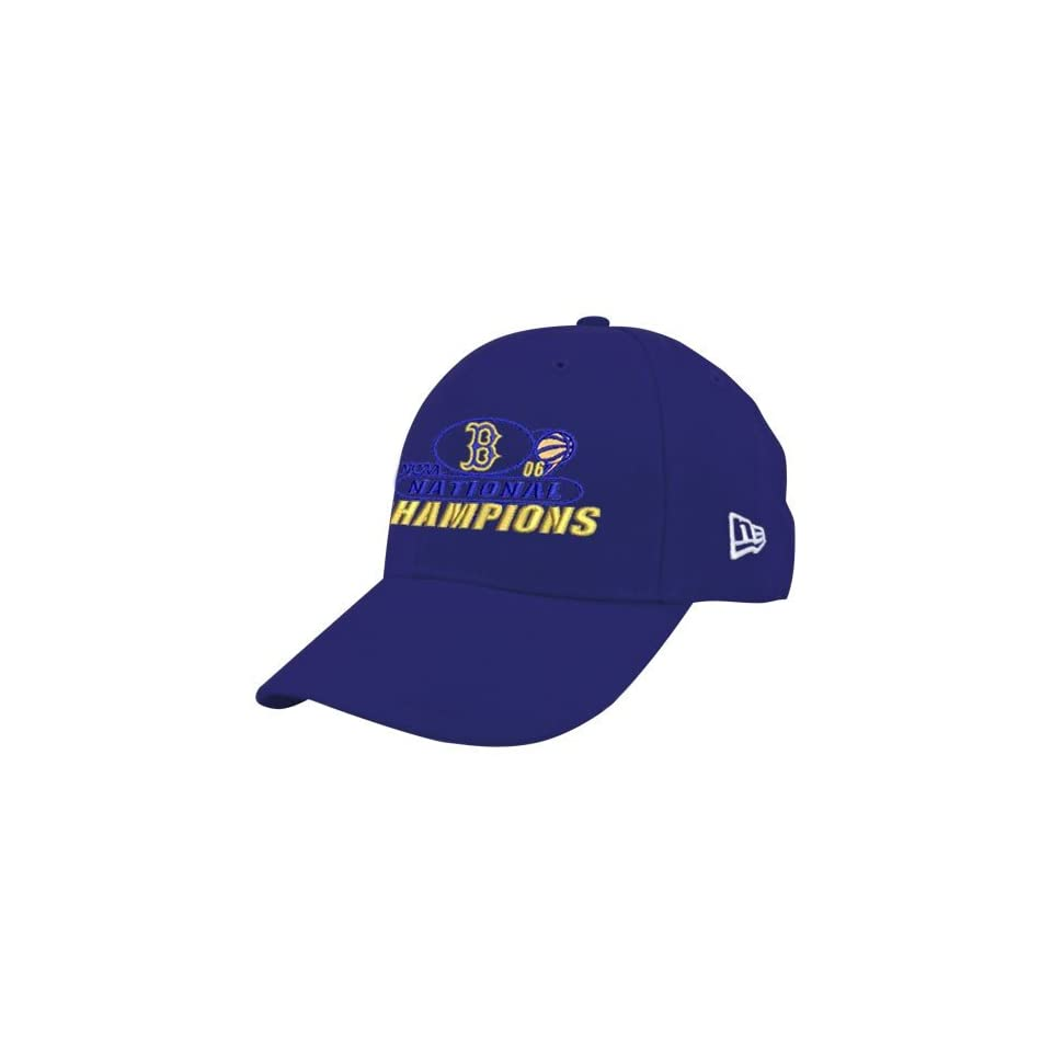9318faeb46d42 New Era UCLA Bruins 2006 National Champions Blue Structured Hat on ...
