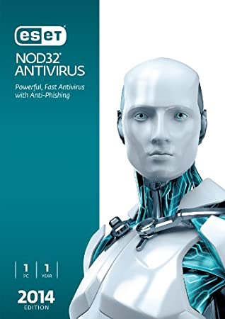 ESET NOD32 Antivirus 2014 Edition - 1 User