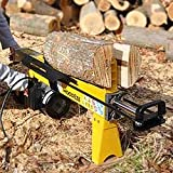 Woodeze 4-Ton Electric Wood Splitter