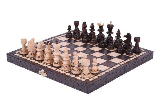 The Rakh Chess Set Handmade Wooden Chess Pieces Chess