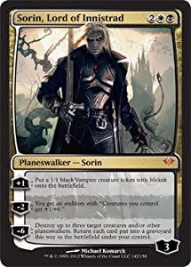 Magic: the Gathering - Sorin, Lord of Innistrad (142) - Dark Ascension