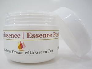 Anti-Acne, Anti-Sebum, Anti-Wrinkle Cream -- Organic, GMO-Free -- 1.75oz
