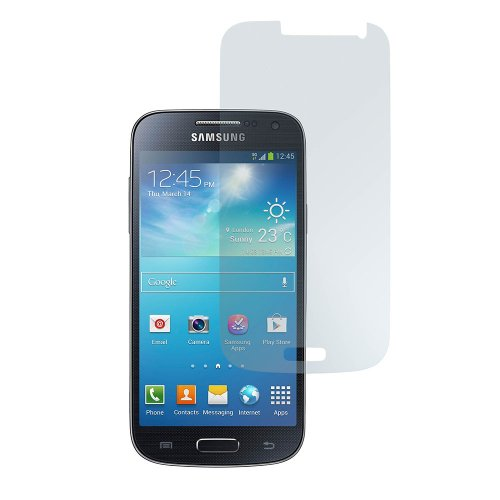 Proporta Samsung Galaxy S4 Mini Displayschutzfolie - Transparente Galaxy SIV Mini Folie Displayschutz