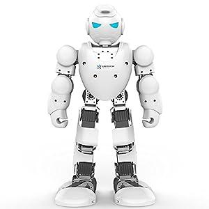 UBTECH Alpha 1S Intelligent Humanoid Robotic (White)