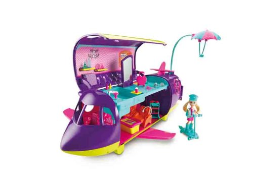 Polly Pocket Adventure Jet Amazon.com