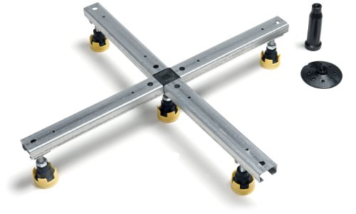 Domo Duschwannen-Standsystem 50-150 mm