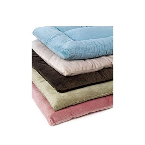 Pet Dreams Plush Sleep Ezz Dog Crate Pad - Extra Small/Dusty