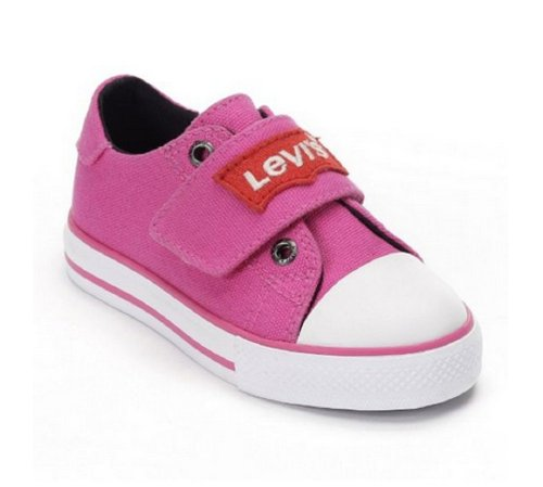 Levis Jaime Sneaker (Toddler),Fuchsia,6 M Us Toddler back-1050483