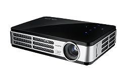 Vivitek LED Projector Qumi Q5 WXGA (1280 x 600) 500 Lumens(ANSI) 30,000 hours lamp Bright & Lightweight HD Pocket Projector(Pico Projector)