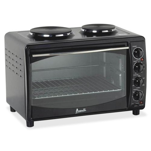 Avanti AVAMKB42B Electric Oven, Black (Small Apartment Oven compare prices)