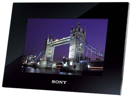 SONY デジタルフォトフレーム S-Frame XR80 8.0型 内蔵メモリー2GB ブラック DPF-XR80/B