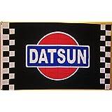 Datsun Checkered Car Flag 3' X 5' Indoor Outdoor Banner