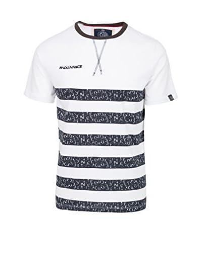 THE INDIAN FACE Camiseta Manga Corta Blanco