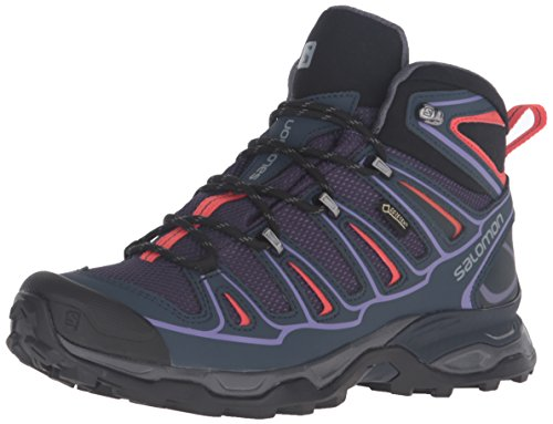 salomon-womens-x-ultra-mid-2-gtx-w-hiking-boot-nightshade-grey-deep-blue-coral-punch-8-d-us
