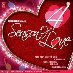 Seasons of Love Volume 4 Bollywood 2 CD Set