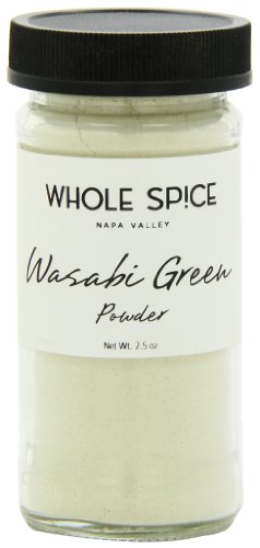 Whole Spice Wasabi Powder, Green, 2.5 Ounce