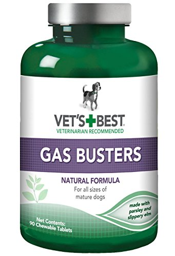 vets-best-gas-busters-dog-supplements-90-chewable-tablets