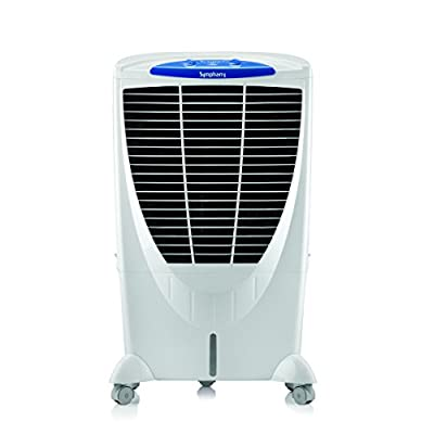 Symphony Winter 56-Litre Air Cooler (White)