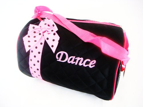 Girls Dance Duffle Travel Sleep over