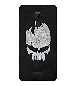 Mental Mind 3D Printed Plastic Back Cover For Coolpad Note 3- 3DCOOLPADNOTE3-G592