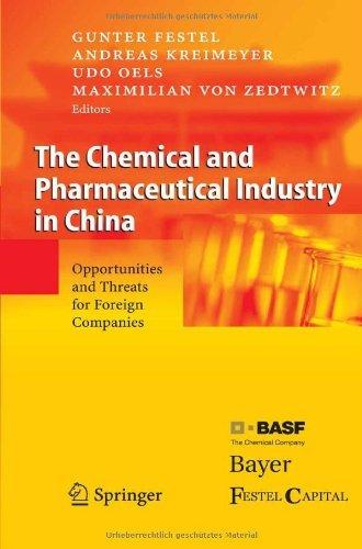 Pharmaceuticals China