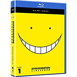 Assassination Classroom: Season One [Blu-ray]
