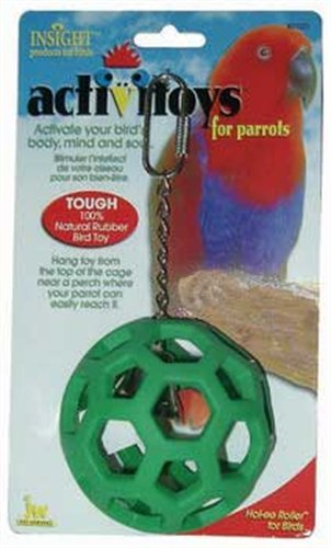 Cheap JW Pet Company Activitoys Hol-ee Roller Bird Toy (B0002DJVAA)