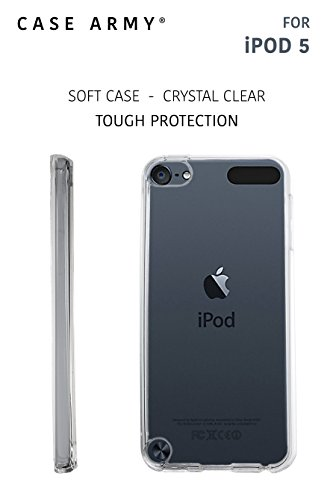 Apple iPod Touch 5th & iPod Touch 6th Generation Case,...
