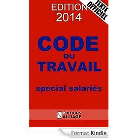 "Code du travail ""sp�cial salari�"" (Droit fran�ais t. 1)"