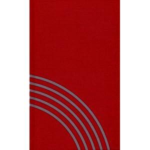 eBook Cover für  Evangelisches Gesangbuch Ausgabe fuer fuenf unierte Kirchen Anhalt Berlin Brandenburg schlesische Oberlausitz Pommern Kirchenprovinz Sachsen Evangelisches Gesangbuch rot
