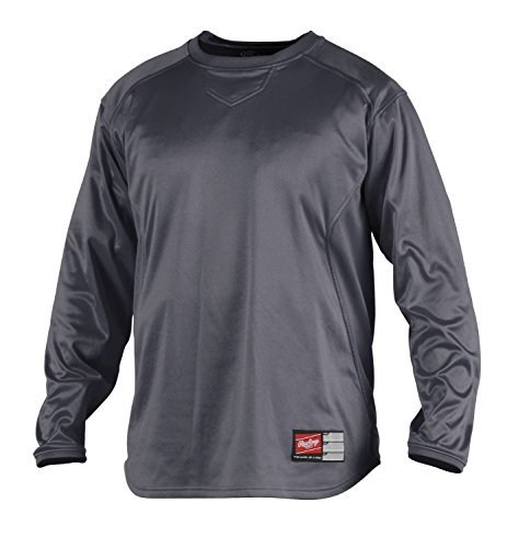 rawlings-mens-dugout-fleece-pullover-grey-xx-large