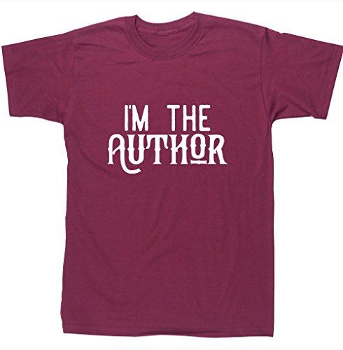 hippowarehouse-im-the-author-unisex-short-sleeve-t-shirt