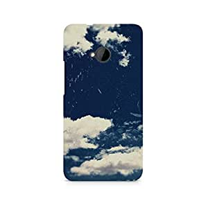 TAZindia Designer Printed Hard Back Case Mobile Cover For HTC Desire One M7