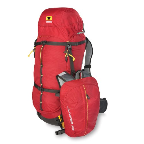 Mountainsmith Juniper 55 Backpack (Chili Red)