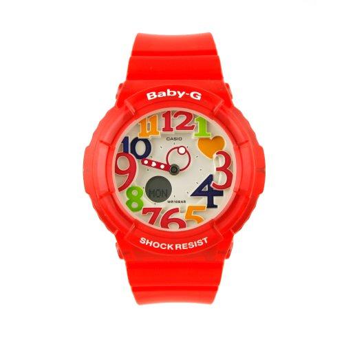 Casio Women'S Bga131-4B Baby-G Marine Resort Red Digital Watch front-918821