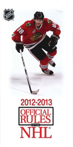 National Hockey League Official Rules 2012-2013 National Hockey League Triumph B