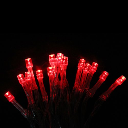 Innoo Tech ** Red 30 LED String Lights Battery Operated for XMAS Christmas Wedding Birthday Party